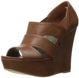 Madden-Girl Women's Astoriia Wedge Sandal