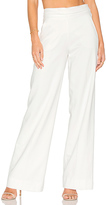 Frame Tux Pant in White