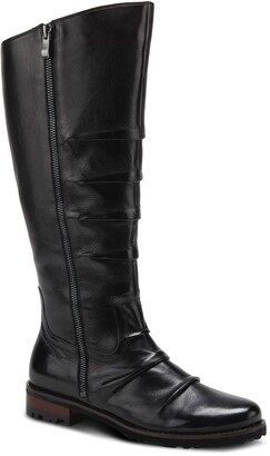 Spring Step Sonaddi Faux Fur Lined Boot