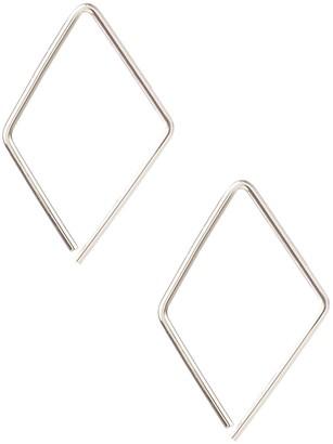 Kris Nations Kite Hoop Earrings