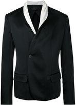 Haider Ackermann Glyzinie jacket - men - Acetate/Rayon - 48