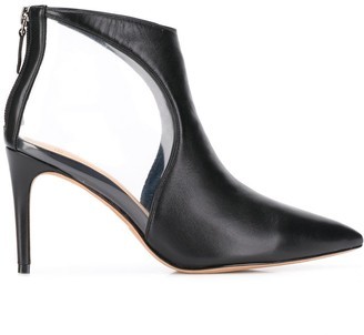 Alexandre Birman Cut-Out Detail Ankle Boots