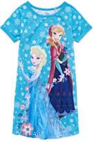 Disney Short Sleeve Frozen Nightshirt