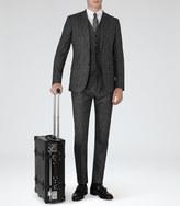 Parker Three Piece Suit Grey