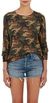 NSF Women's Marta Camouflage Wool-Cashmere Sweater