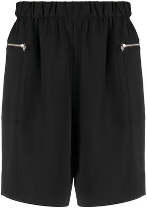 Calvin Klein Travel crepe shorts