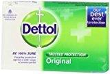 Dettol Soap, Original, 70 Gram Bars (Pack of 12)