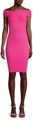 Ted Baker Ribbed Bodycon Dress