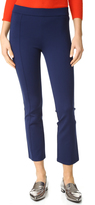 Tory Burch Stacey Crop Flare Ponte Pants