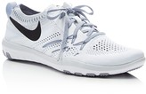 Nike Free TR Focus FlyKnit Lace Up Sneakers