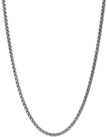 David Yurman Extra-Small Wheat Chain Necklace