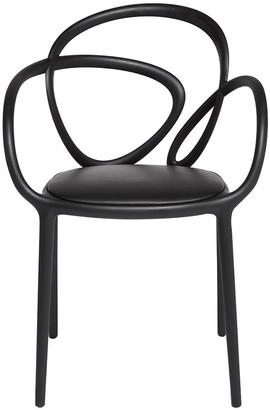 Qeeboo Loop Outdoor Chair - Black