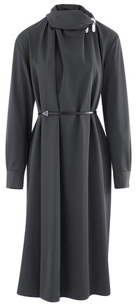 Bottega Veneta Liquid wool dress