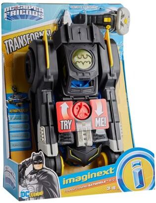 DC Comics Imaginex DC Transforming Batmobile