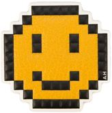 Anya Hindmarch 'Pixel Smiley' sticker