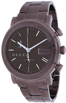 Gucci 101 Series Collection YA101341 Men's Stainless Steel Watch with Chronograph