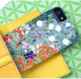 Samsung Giant Sparrows Klimt's Flower Garden For iPhone And Galaxy Cases
