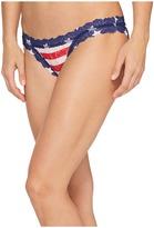 Hanky Panky Stars Stripes Brazilian Bikini Women's Underwear