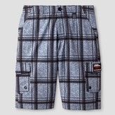No Fear Boys' Cargo Hybrid Shorts Black