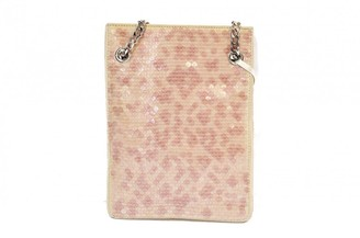Givenchy Pink Glitter Clutch bags