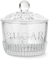 Williams-Sonoma Williams Sonoma Bordeaux Glass Sugar Bowl