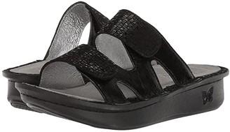 Alegria Camille (Tile Me More Black) Women's Shoes