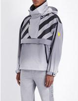 Moncler O shell jacket