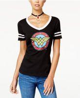 Hybrid Juniors' Wonder Woman Graphic T-Shirt