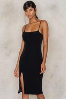 Bardot Christy Split Dress