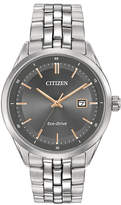 Citizen Eco-Drive Men's Stainless Steel Watch Bm7251-53H