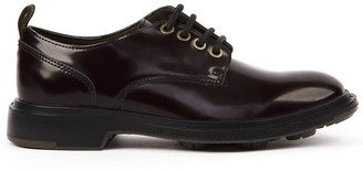 Pezzol 1951 Brushed Leather Derby Shoes