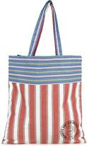 Stella McCartney striped tote bag