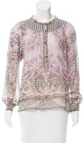 Etro Silk Printed Blouse