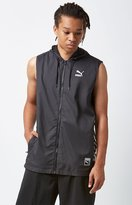Puma Colorblock Zip Vest