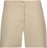 Acne Studios Gioia cotton and linen-blend shorts