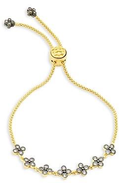 Freida Rothman Clover Slider Bracelet