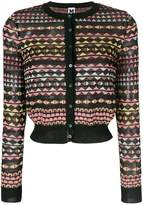 M Missoni patterned cardigan