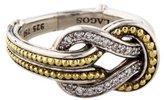 Lagos Diamond Newport Knot Ring
