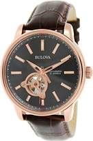 Bulova Men's 97A109 Series 160 Mechanical Watch