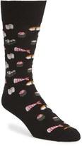 Hot Sox Men's 'Sushi' Socks