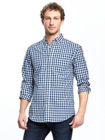 Old Navy Slim-Fit Soft-Washed Classic Shirt For Men