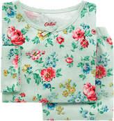 Cath Kidston Holland Park Flower Girls Jersey PJ Set