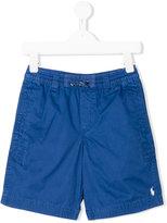Ralph Lauren casual classic shorts - kids - Cotton - 10 yrs