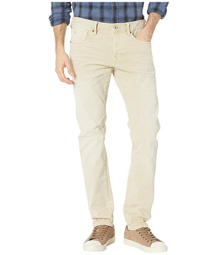 Scotch & Soda Ralston - Garment-Dyed Colours in Sand