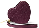 MICHAEL Michael Kors Hearts Coin Case Key Fob