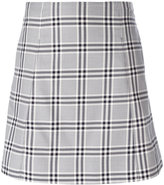 Wood Wood Stella skirt - women - Cotton/Polyester/Acetate - 34