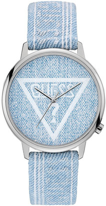 GUESS Originals V1012M1 Hollywood Denim Watch