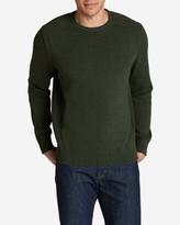 Eddie Bauer Men's Signature Cotton Crew Sweater