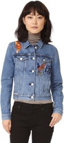 3x1 WJ Classic Embroidered Jacket