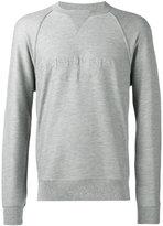 Burberry crew neck sweatshirt
